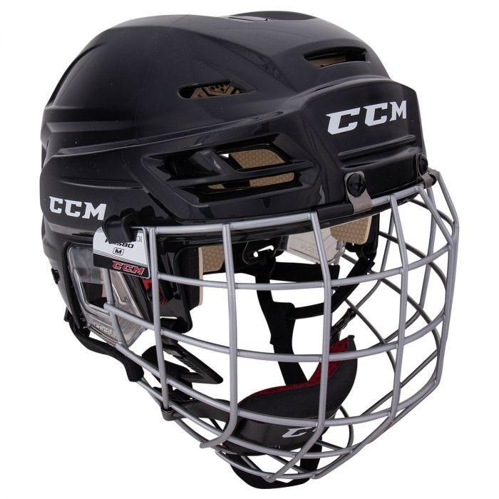 Хоккейный шлем CCM TACKS 110 Sr
